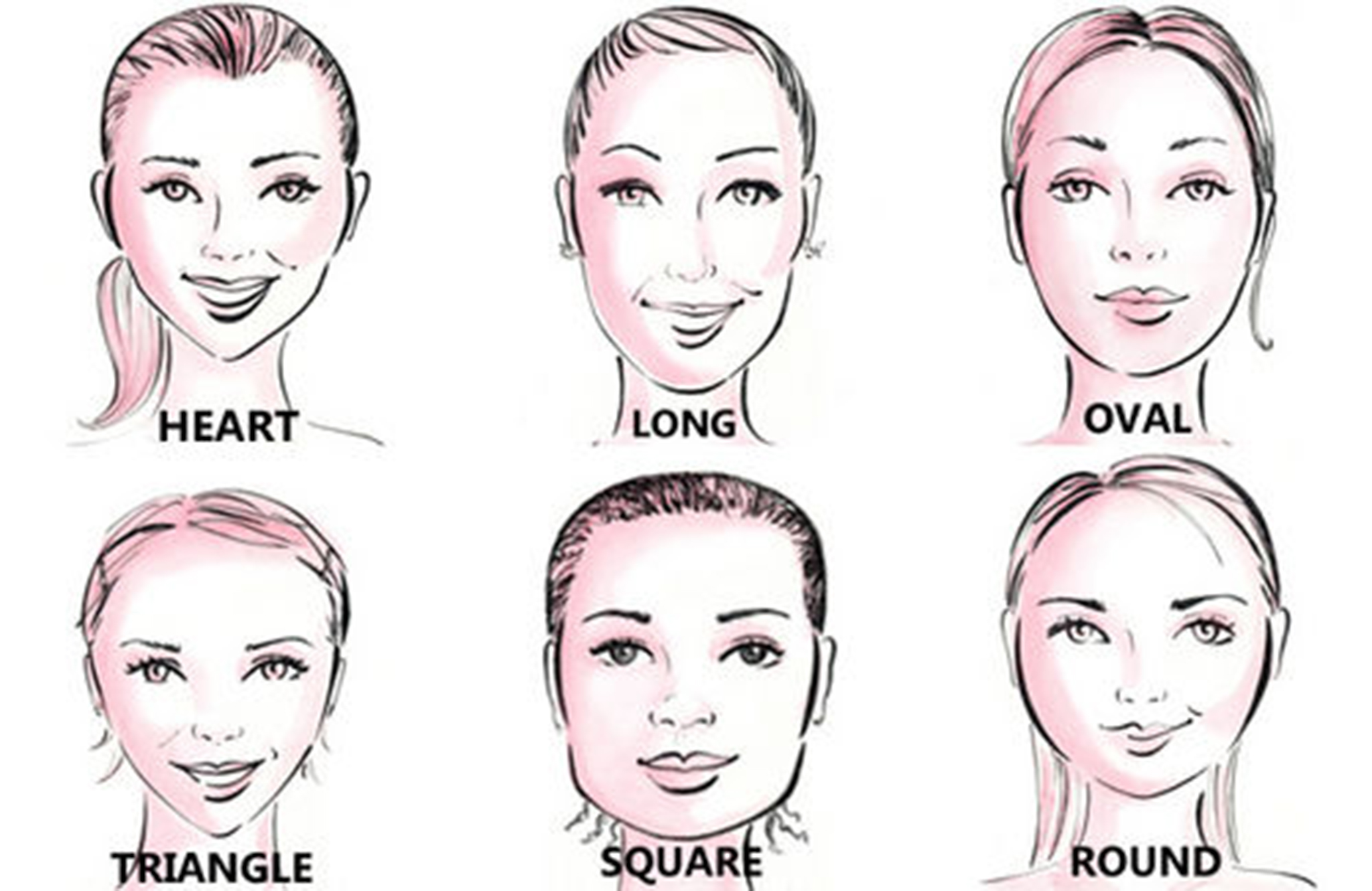 Learn How To Care For Your Eyebrows Based On The Shape Of Your Face