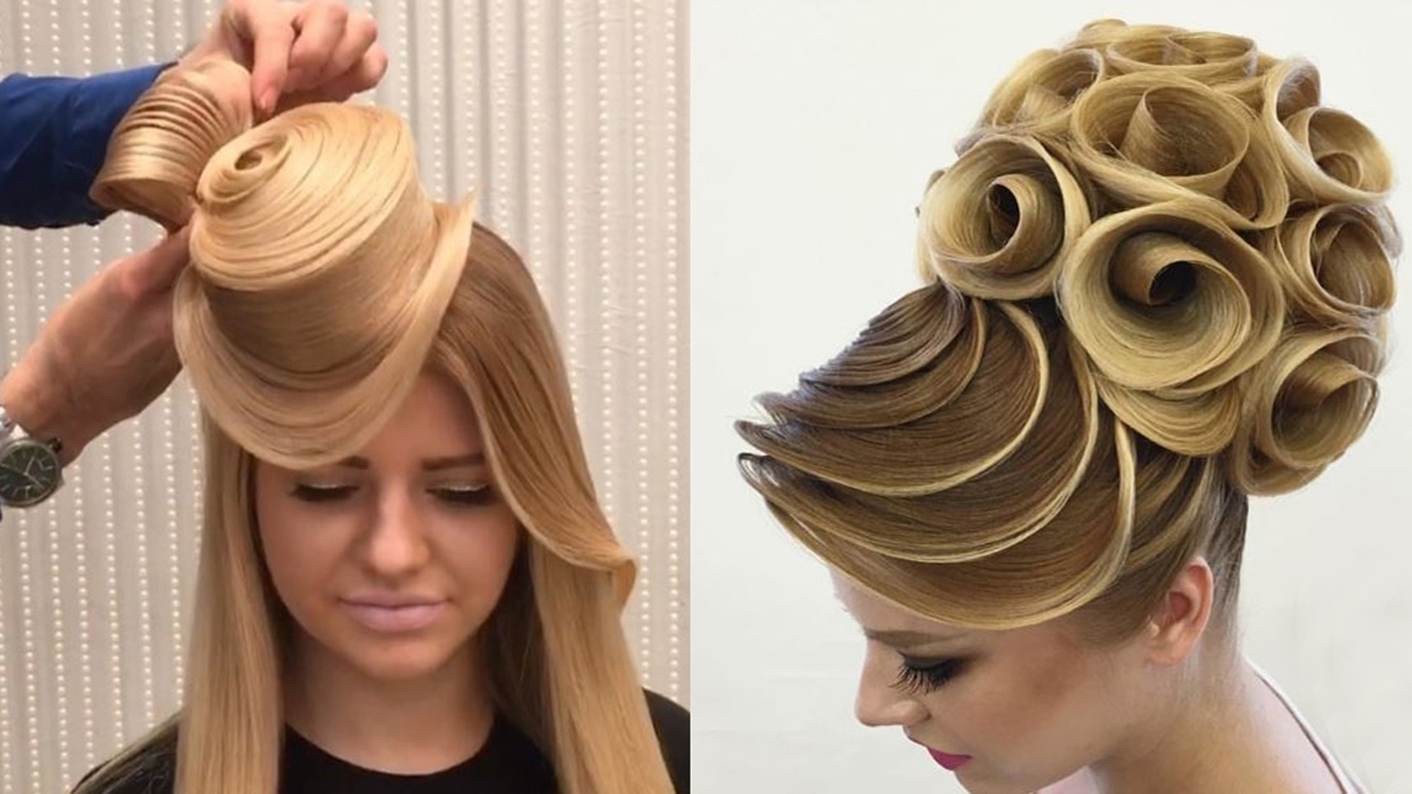 12 Of The Most Stunning Hair Styles Ever Created