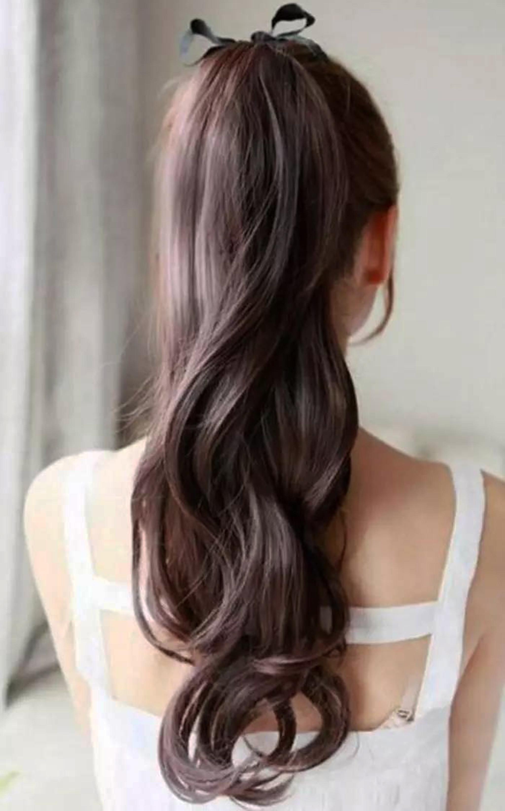 7 Ponytail Hairstyles Simple And Elegant Ponytails Hairstyles Step