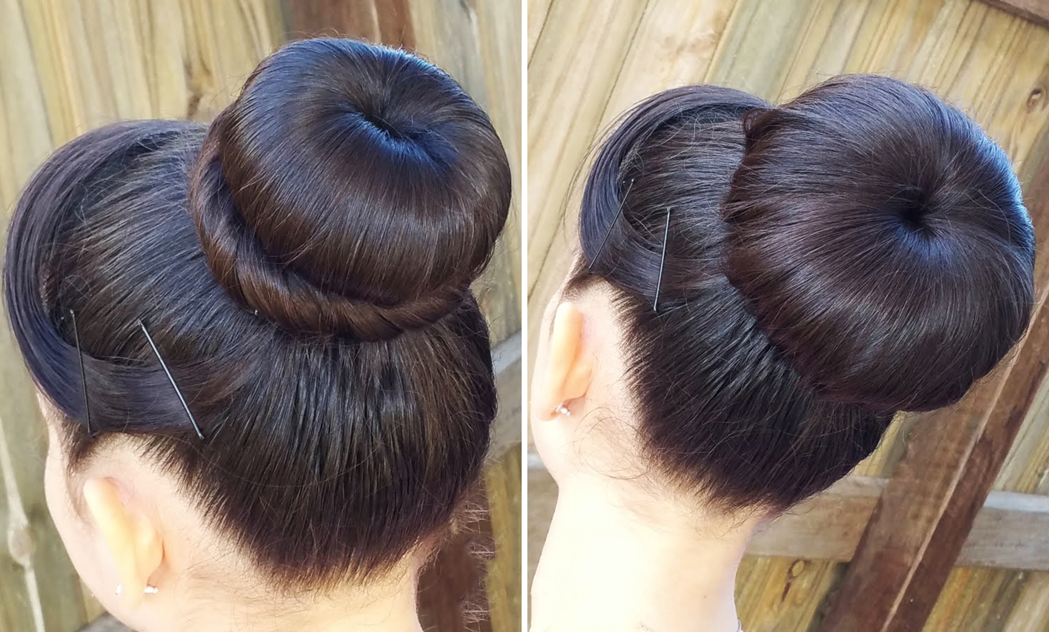 Classic Donut Bun Complete Video Tutorial Gymbuddy Now