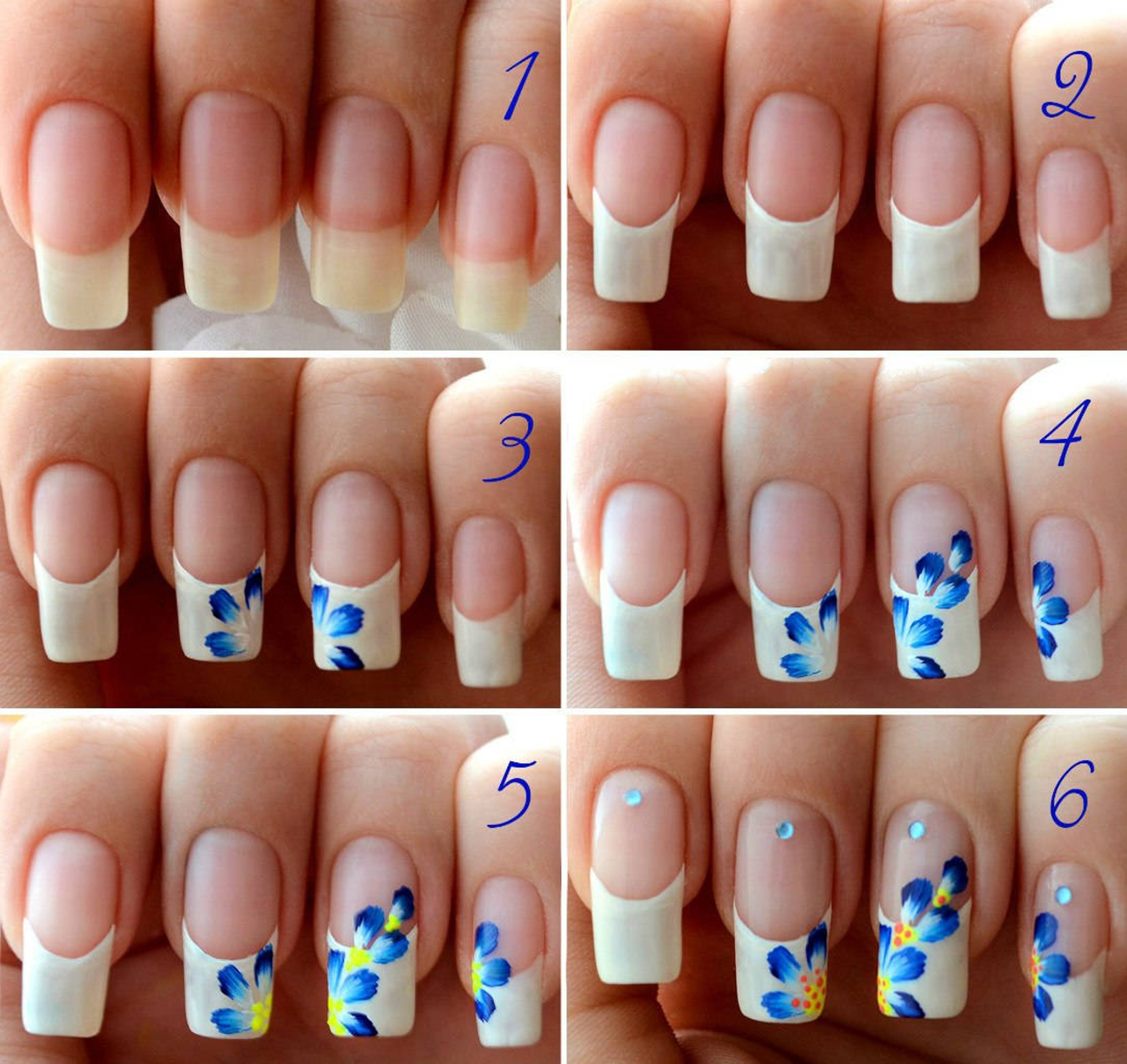 10 brilliant easy nail art hacks that you can do yourself 12 solutioingenieria Images