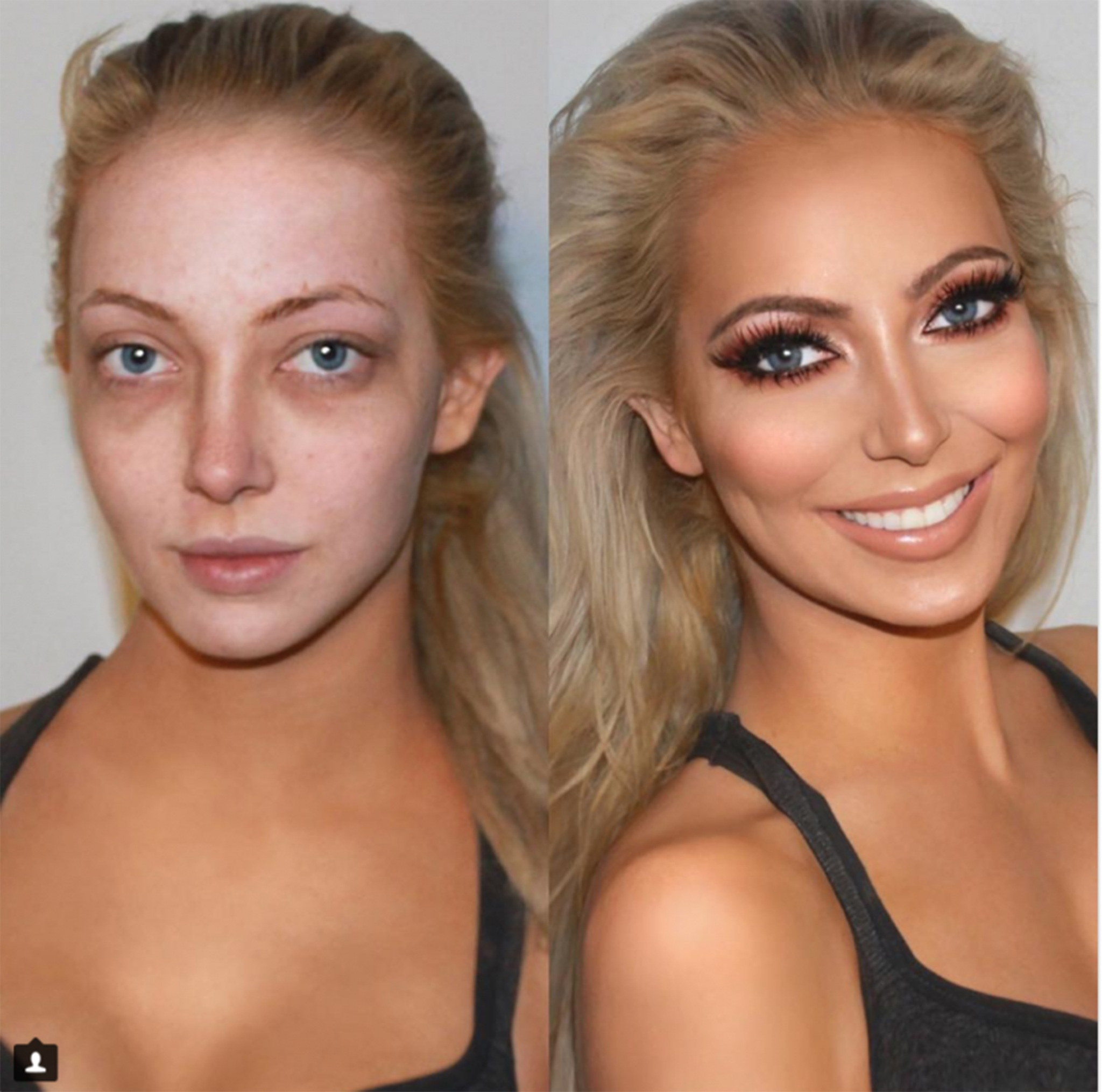 16 Before And After Makeup Transformations Photos Power Of Makeup