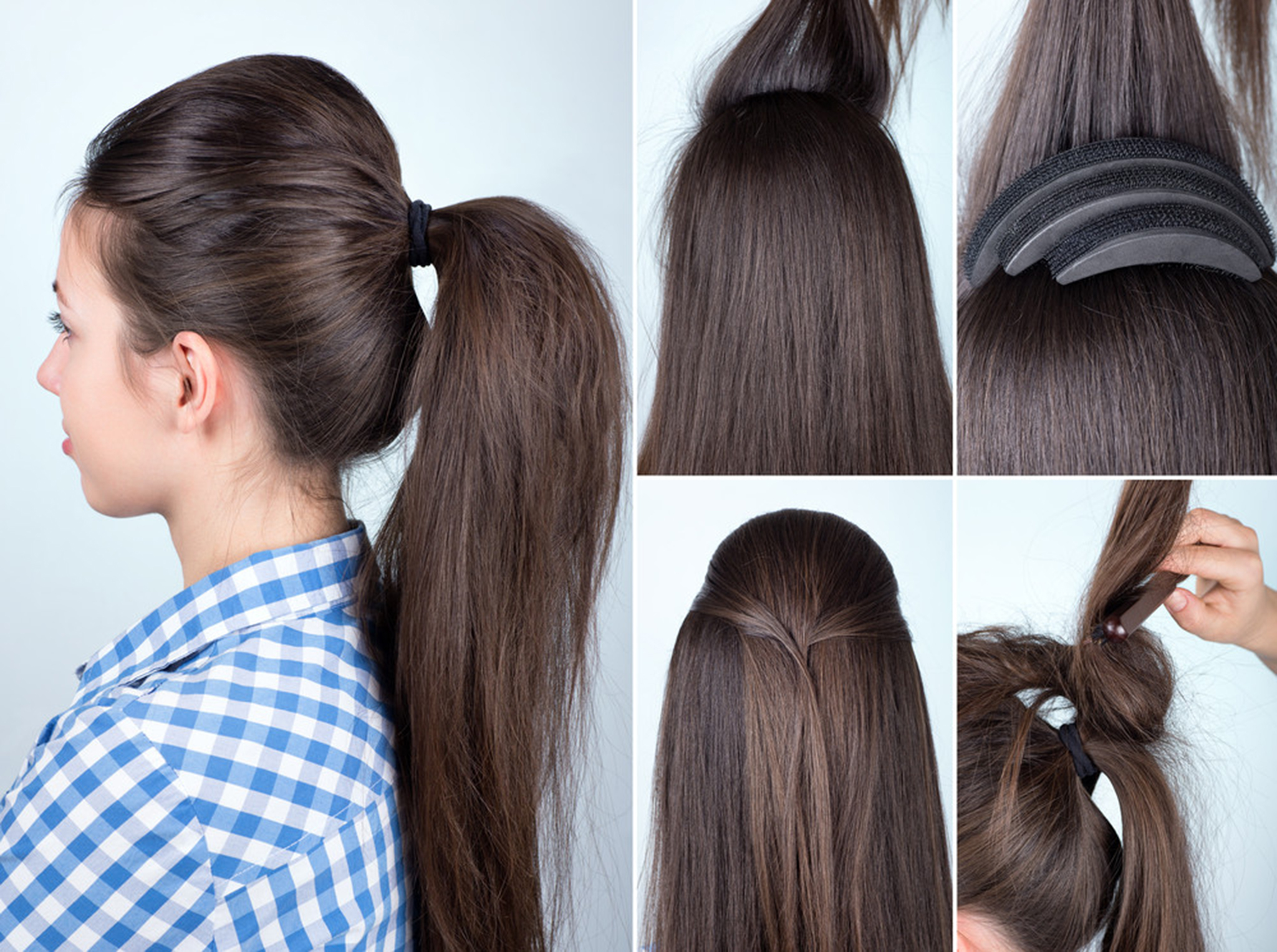 Outstanding Awesome Ponytail Hairstyles One For Every Occasion Gymbuddy Now Natural Hairstyles Runnerswayorg