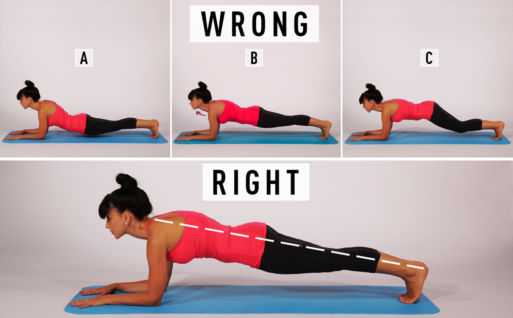 4 minute workout four minutes a day exercises yield for Plank workout results