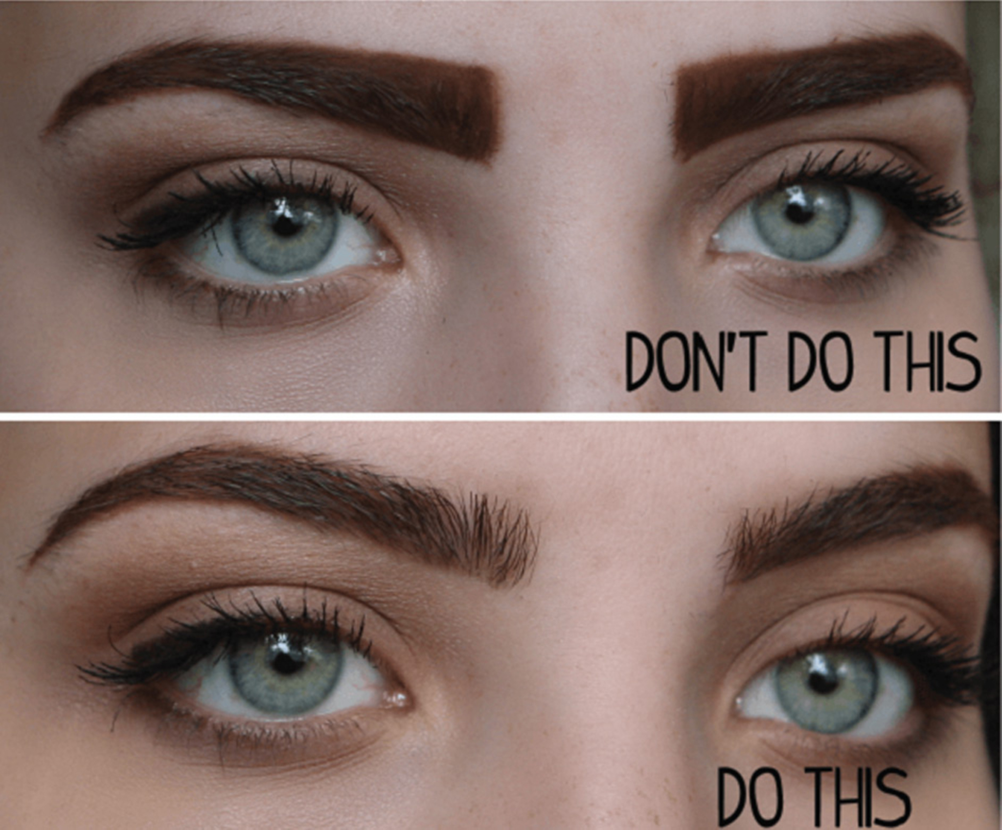 5 Common Eyebrow Mistakes And How To Avoid Them Gymbuddy Now