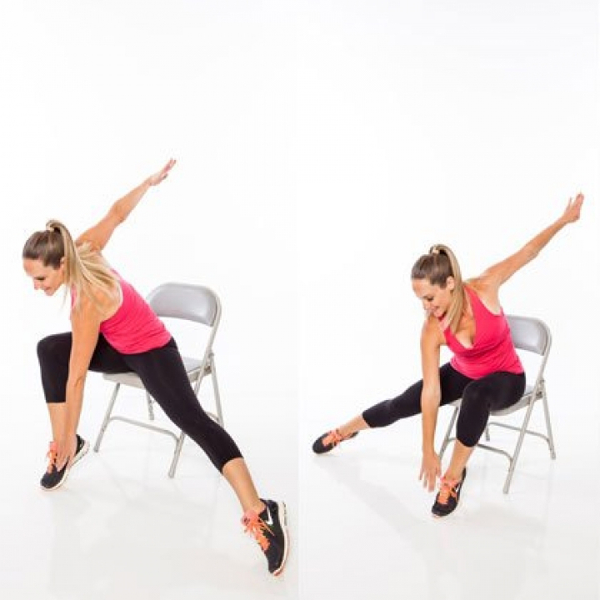 5 Chair Exercises That Reduce Belly Fat In No Time! | Gymbuddy Now