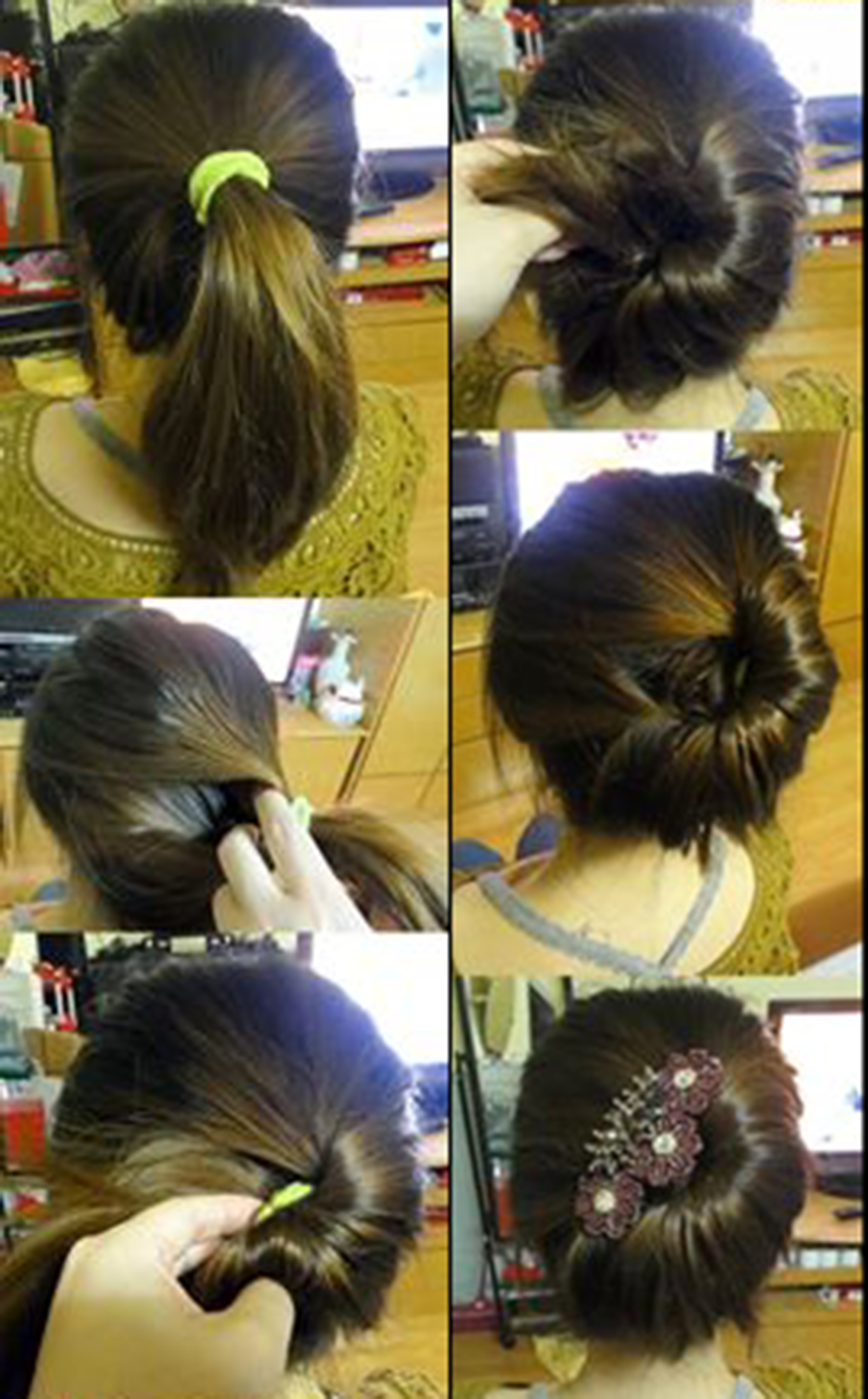 10 Easy Quick Hairstyles For Parties Step By Step Tutorial