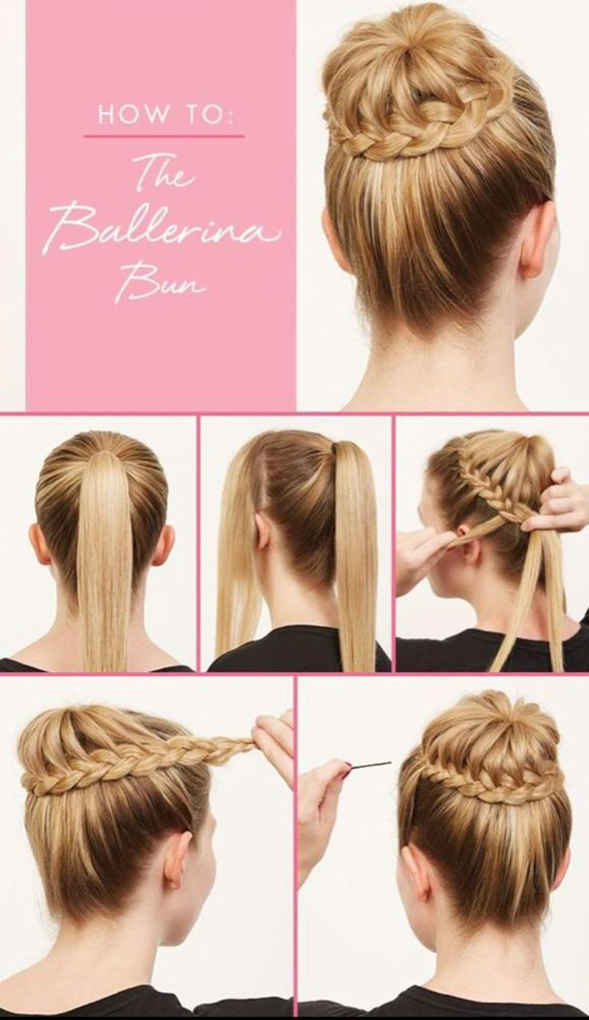 Top 10 Easy Braided Bun Hairstyle Tutorials For Every Hair ...
