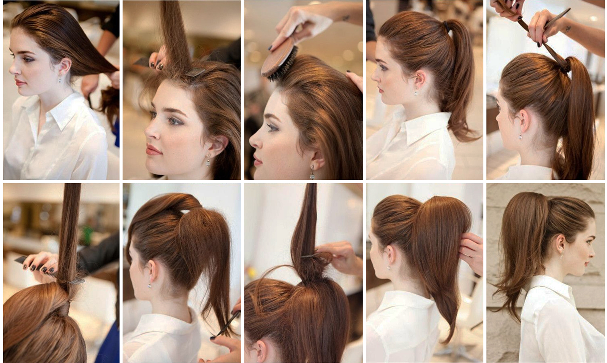 7 Cute And Easy Ponytail Hairstyles That Every Girl Should Try