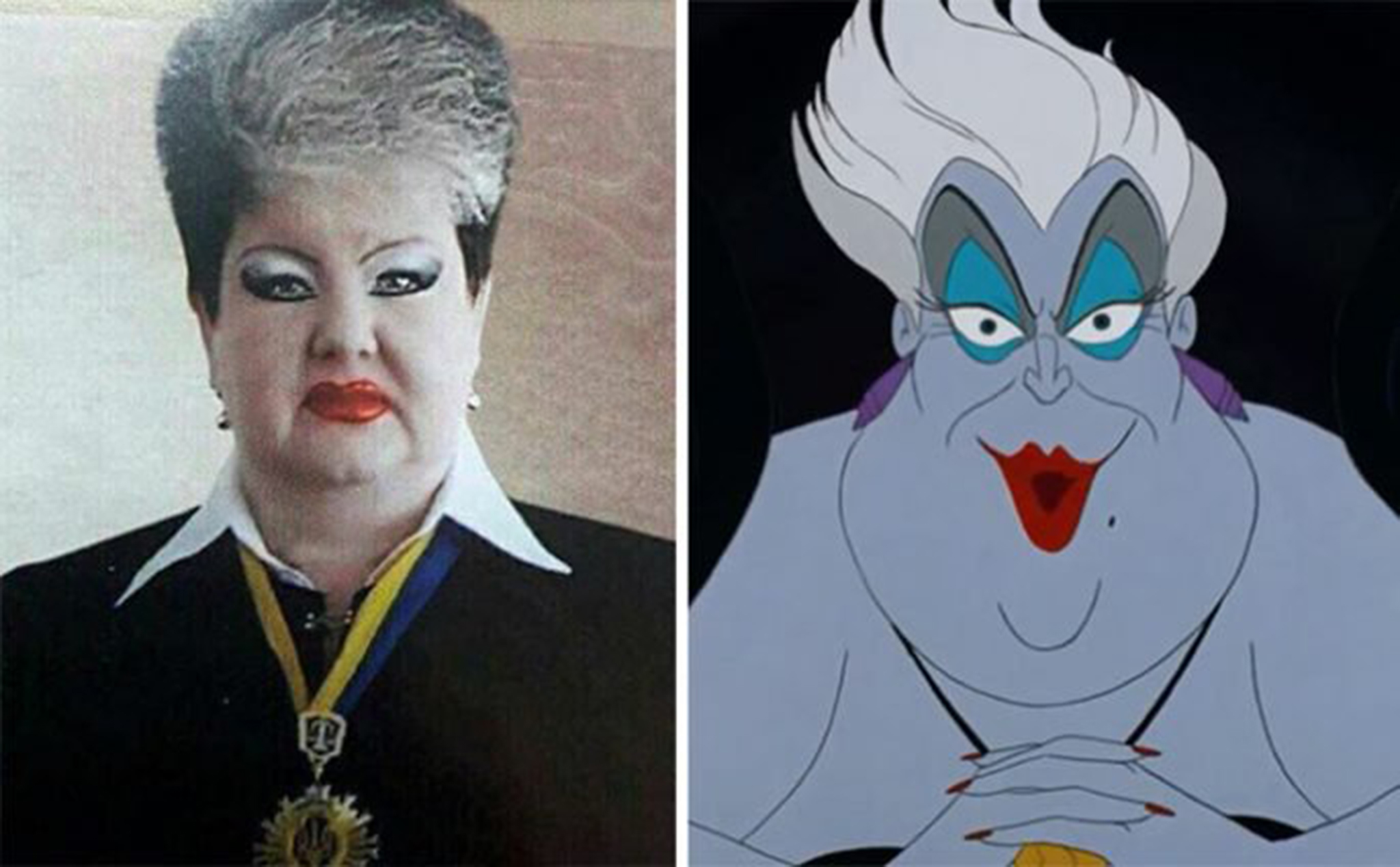 15 Real-Life People Who Exactly Look Like Disney Characters
