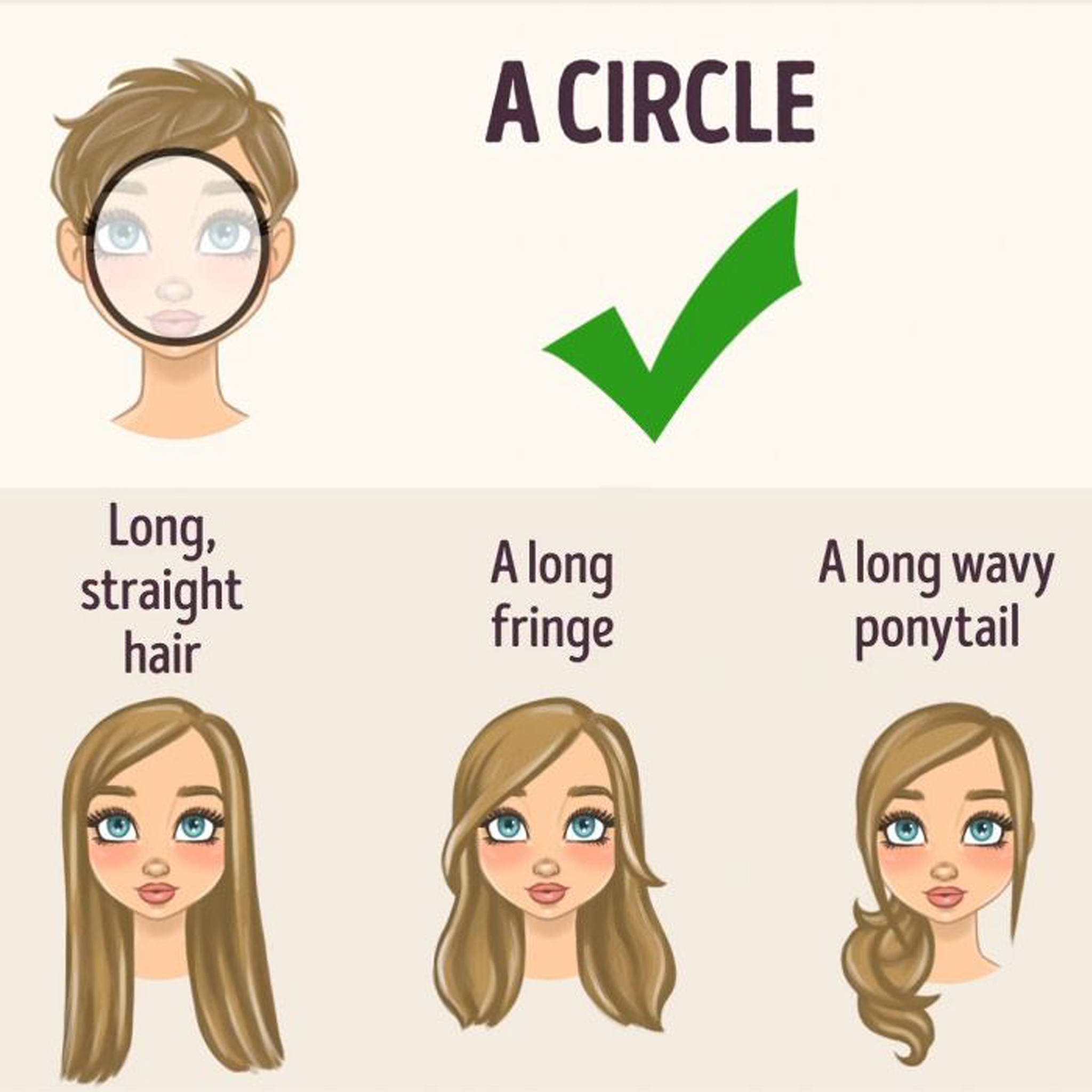 Find The Right Hairstyle For Your Face Shape