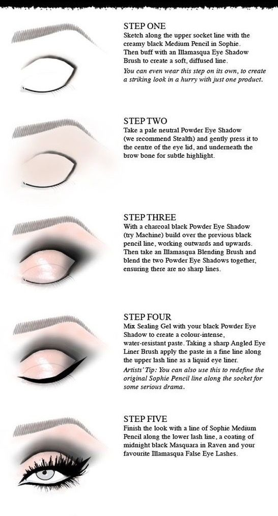 Assez 8 Easy Smokey Eye Makeup Tutorials For Beginners RQ95