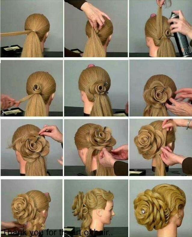 12 Most Beautiful Hairstyles You Will Love Easy Step By Step