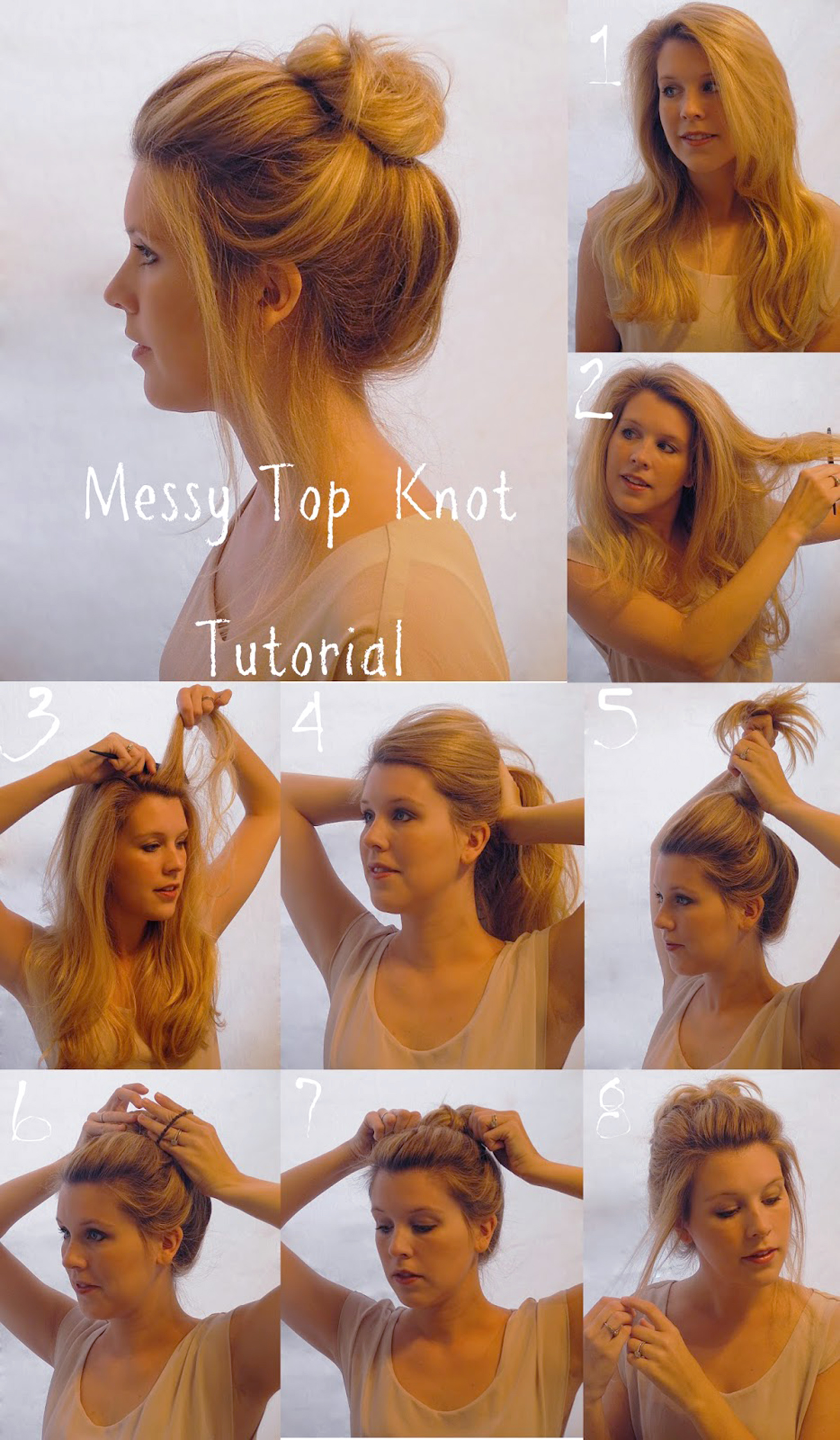 Simple and Cute Hairstyle Tutorials You Should Definitely ...