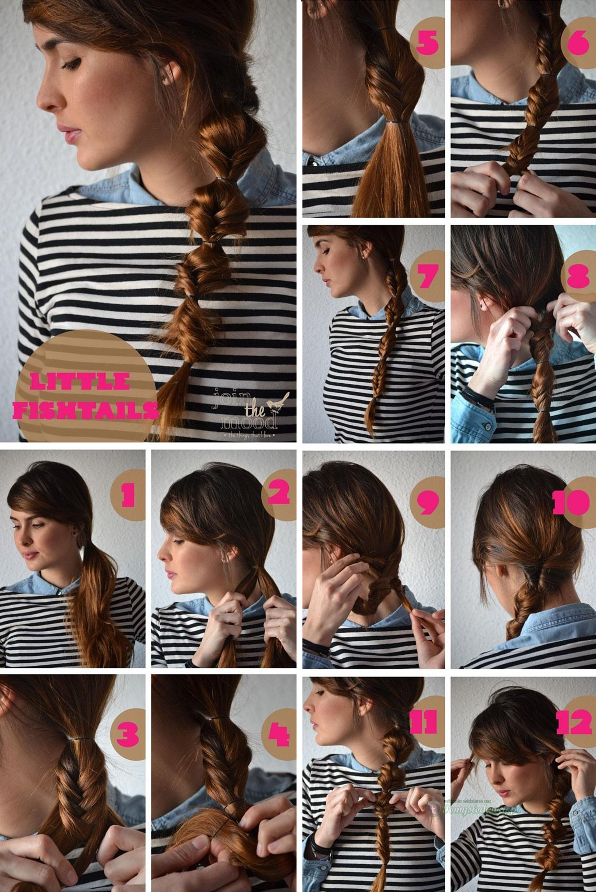 Top 10 Quick Amp Easy Braided Hairstyles Step By Step