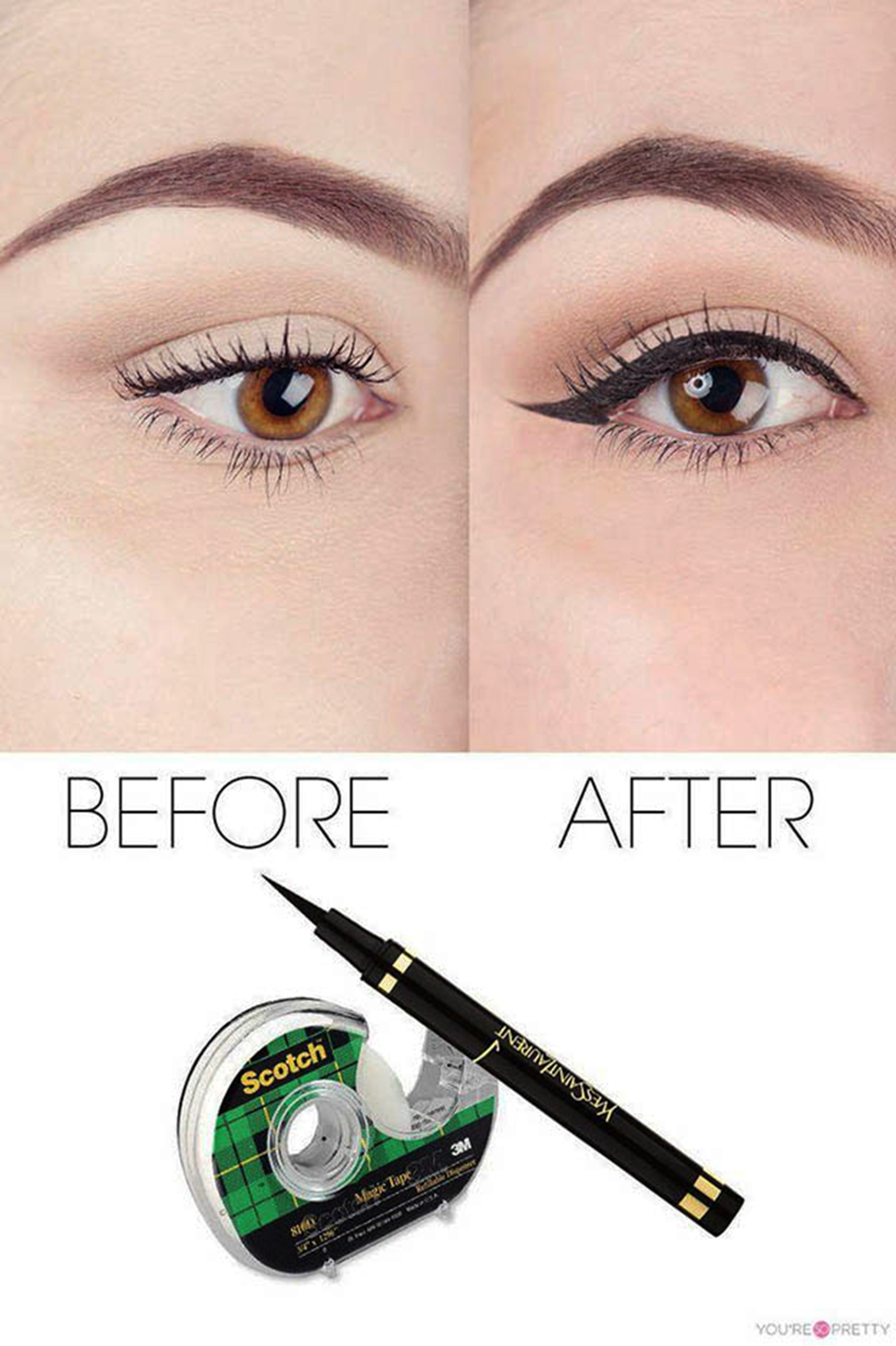 Perfect Your Liquid Eyeliner
