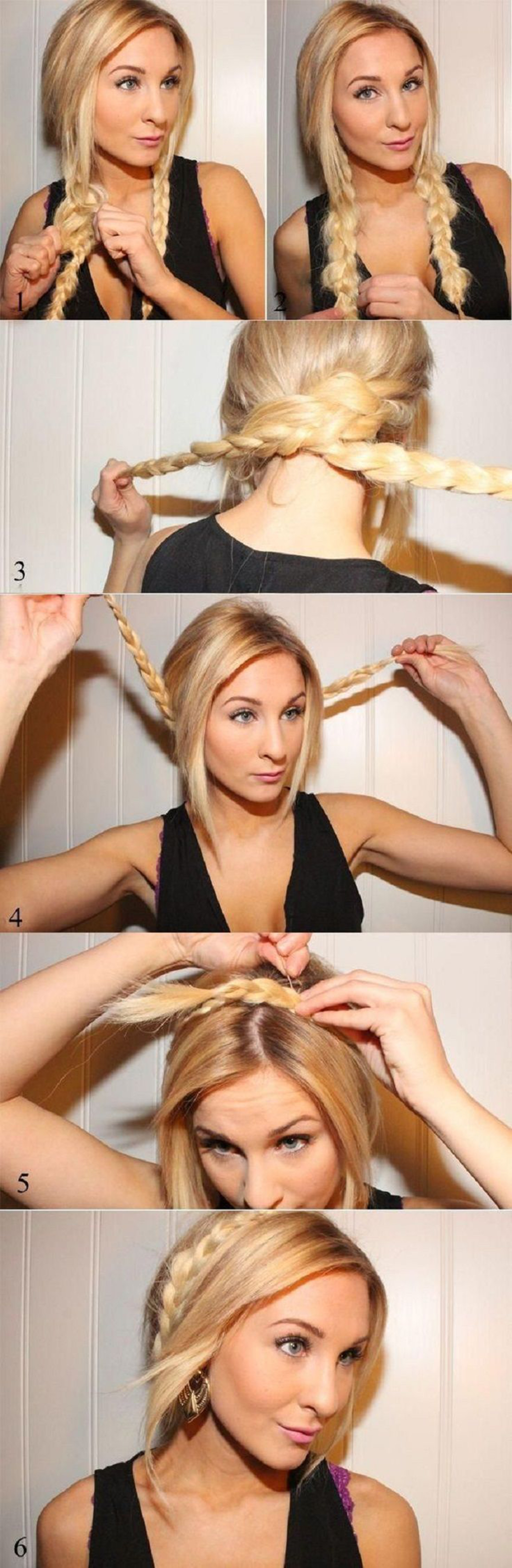 15 Most Beautiful Hairstyles You Will Love - Easy Step By Step Tutorials!
