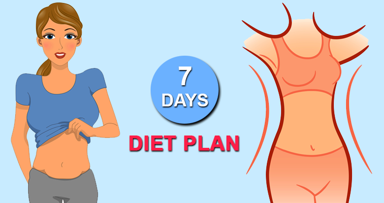 how to lose 8 kgs weight in 7 days