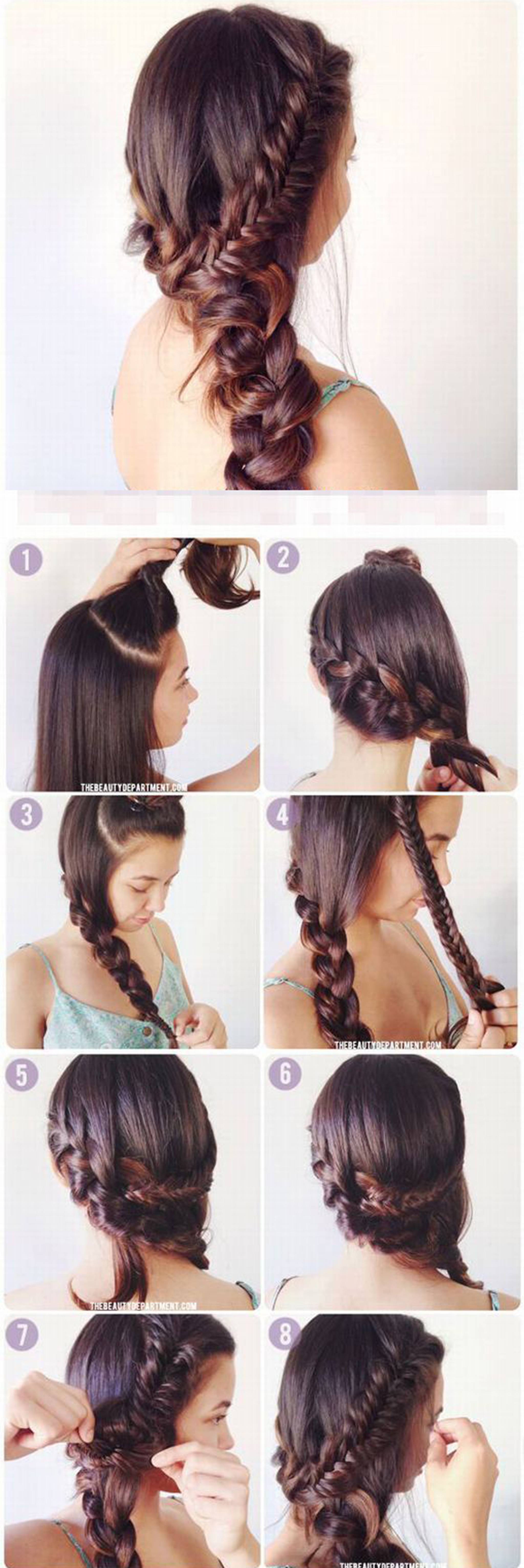 15 Most Beautiful Hairstyles You Will Love - Easy Step By Step Tutorials! | Gymbuddy Now