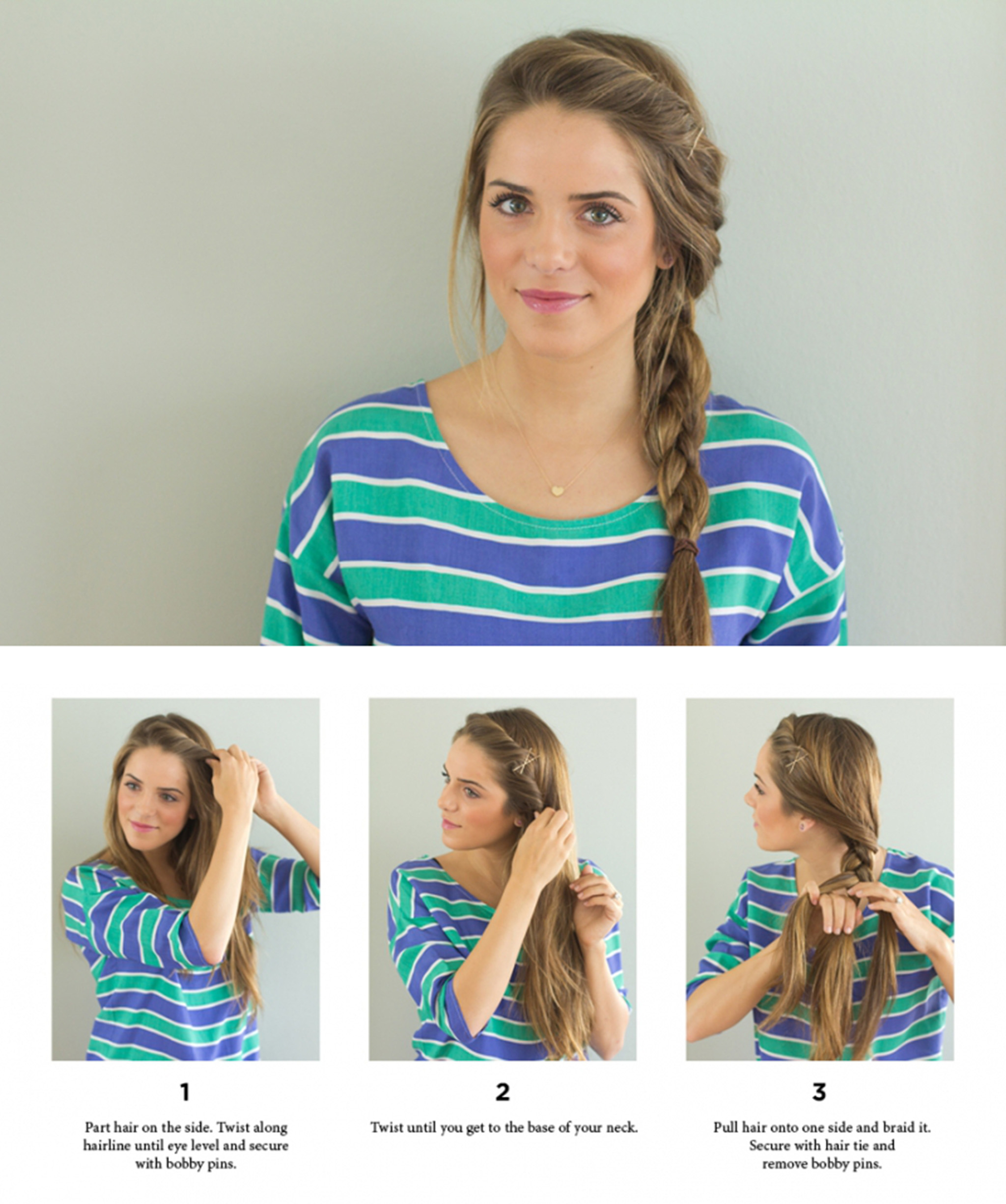 10 Pretty, Unique & Easy Hairstyle Ideas You Need To Try