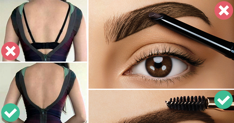 10 Life-Changing Fashion & Beauty Hacks That Every Girl