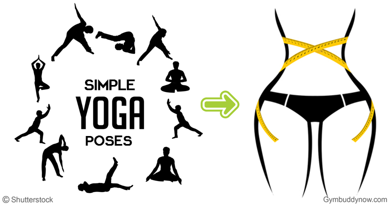 Simple Yoga Poses To Burn All Your Belly Fat Within A ...