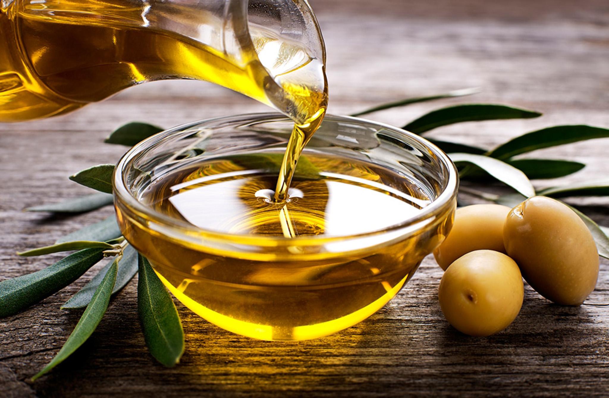 olive oil sagging breast