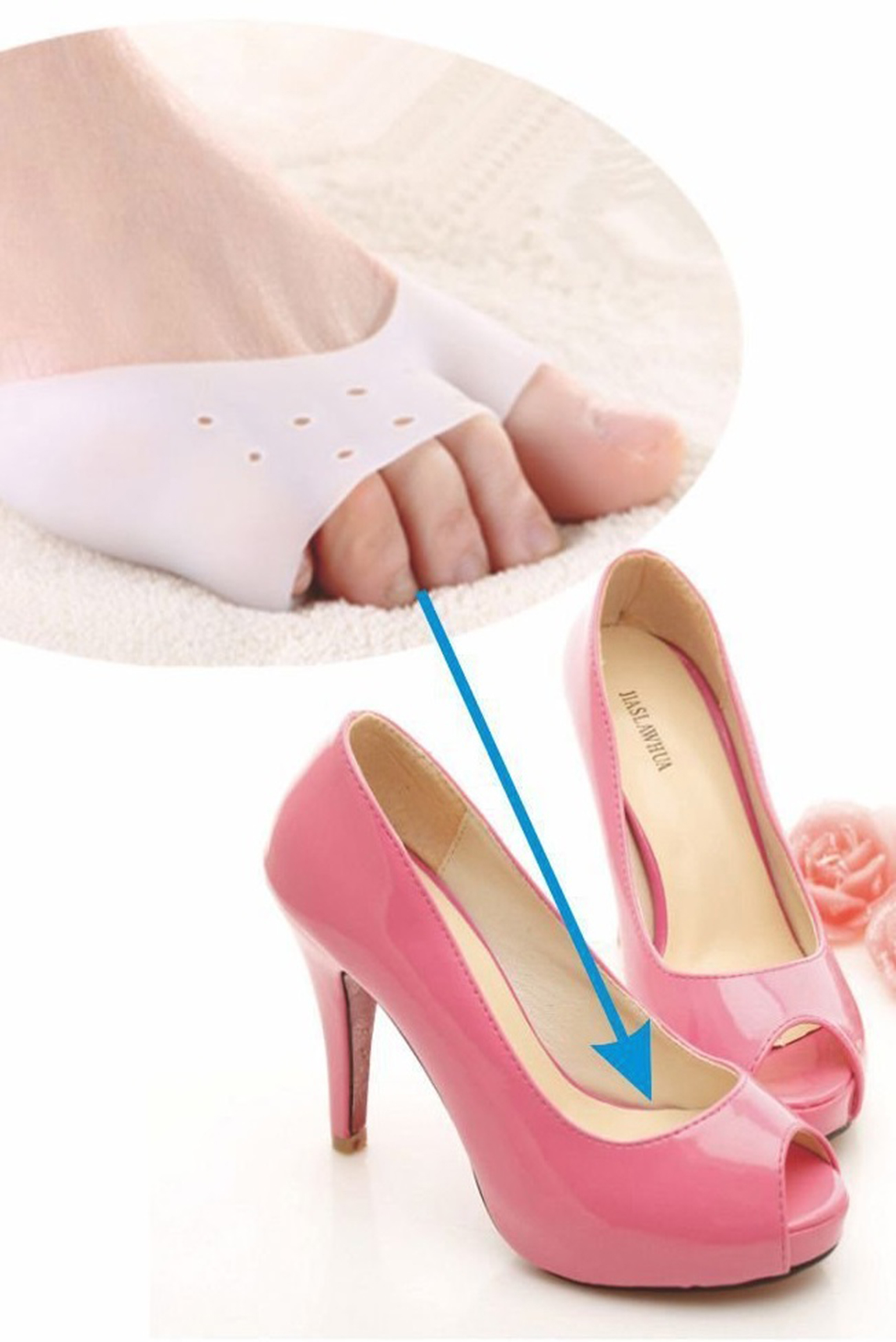to articles easier comfortable high water heels walk involves lotion comforter in and stilettos trick make this