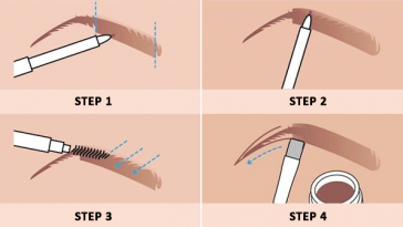 5 stepstep smokey eye makeup tutorials for beginners