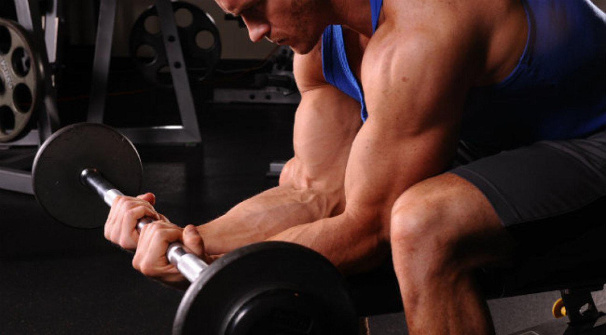 Сильные руки: как увеличить силу рук 15
