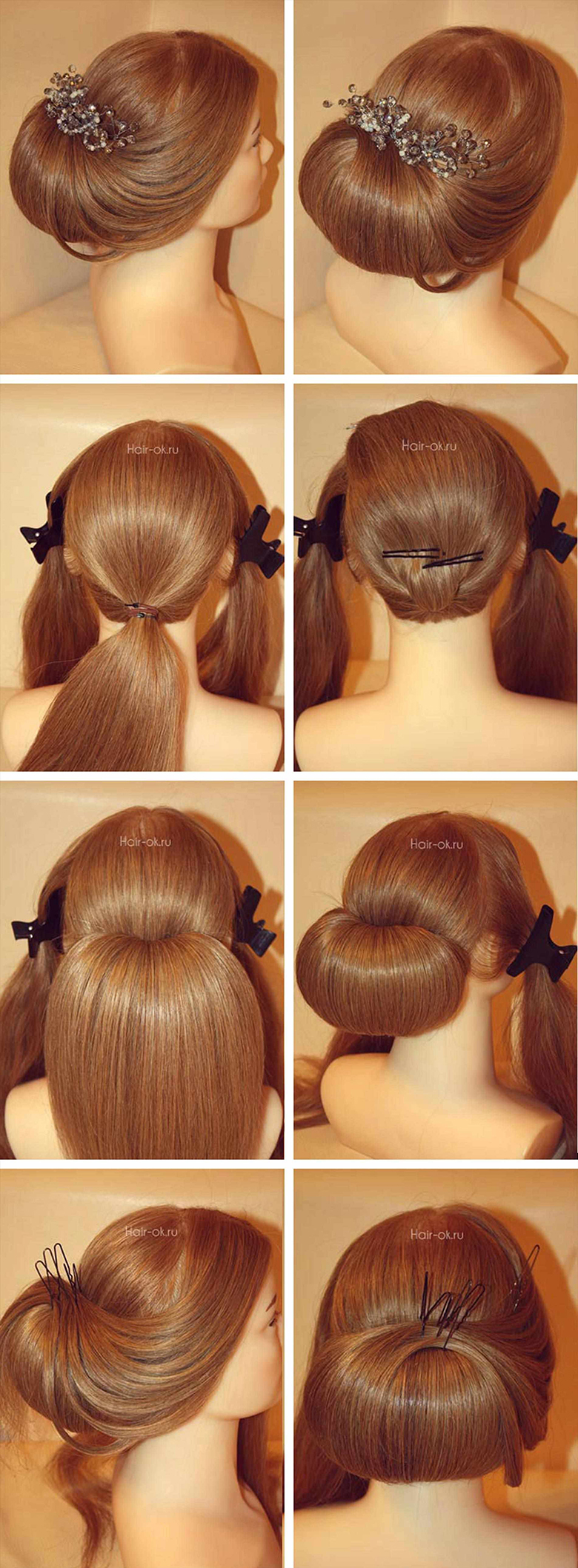 13 Easy Amp Quick Hairstyles To Look Elegance In Parties