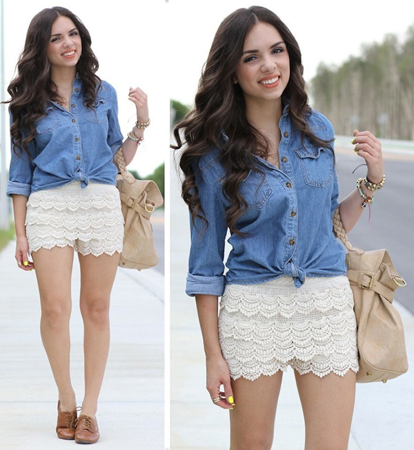 f92f60932 Cute Summer Outfit Ideas 30 Cute Summer Outfits For Teen Girls S ...