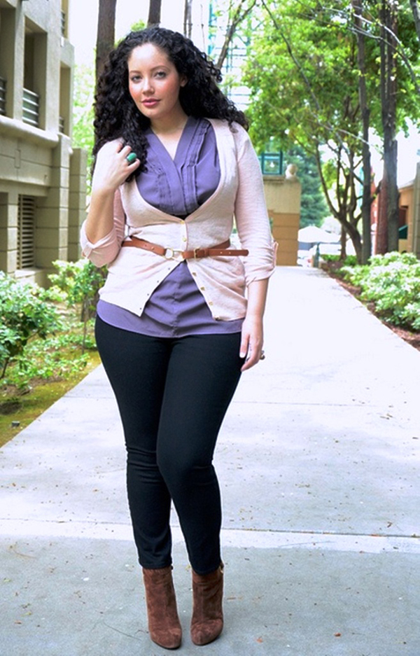 30 Cute Plus Size Outfit Ideas For Curvy Women Page 2