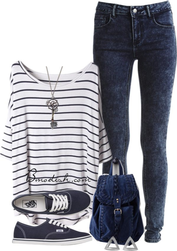 cute back to school outfits for high school – easy outfits