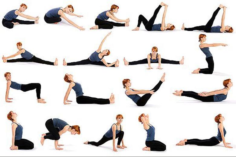 Йога Растяжка Похудение. 24 эффективных асаны для похудения в домашних условиях